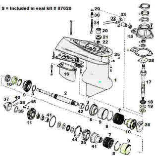 [TK_7635] Omc Shifter Wiring Diagram Free Diagram