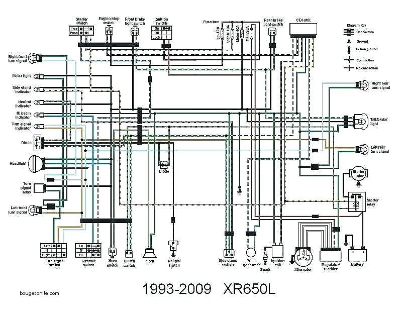Xr600 Wiring Diagram : Diagram Honda Xr600 Wiring Diagram