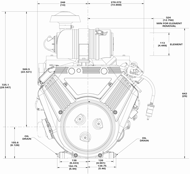 [VW_1118] Briggs Amp Stratton Engine Schematics Schematic