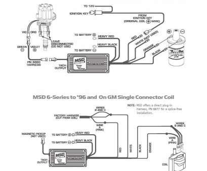 msd 6al wiring diagram honda yamaha 40 outboard wiring