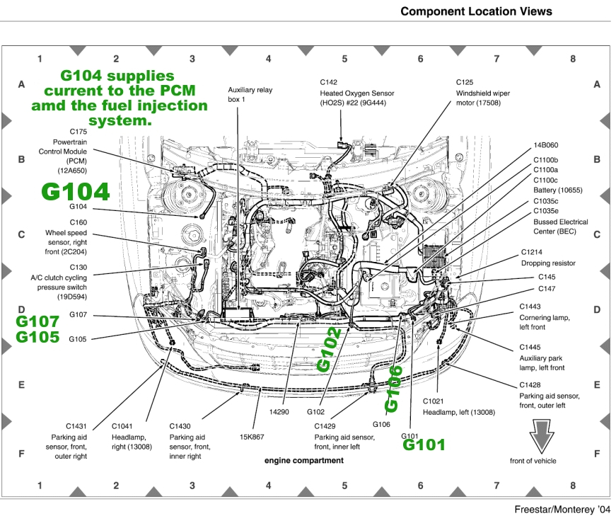 [DIAGRAM] 04 Impala Bcm Wiring Diagram FULL Version HD
