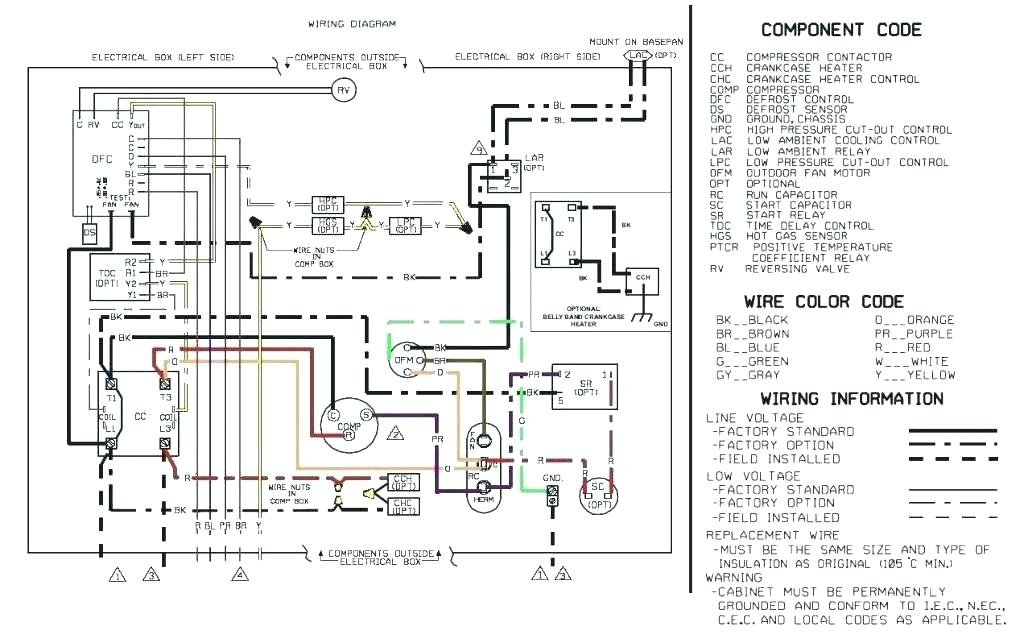 Goodman Fan Relay Wiring Diagram For Your Needs