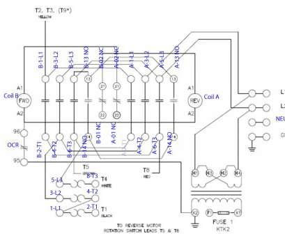 3 Phase Motor Starter Wiring Diagram Pdf / Balwin 3 Phase