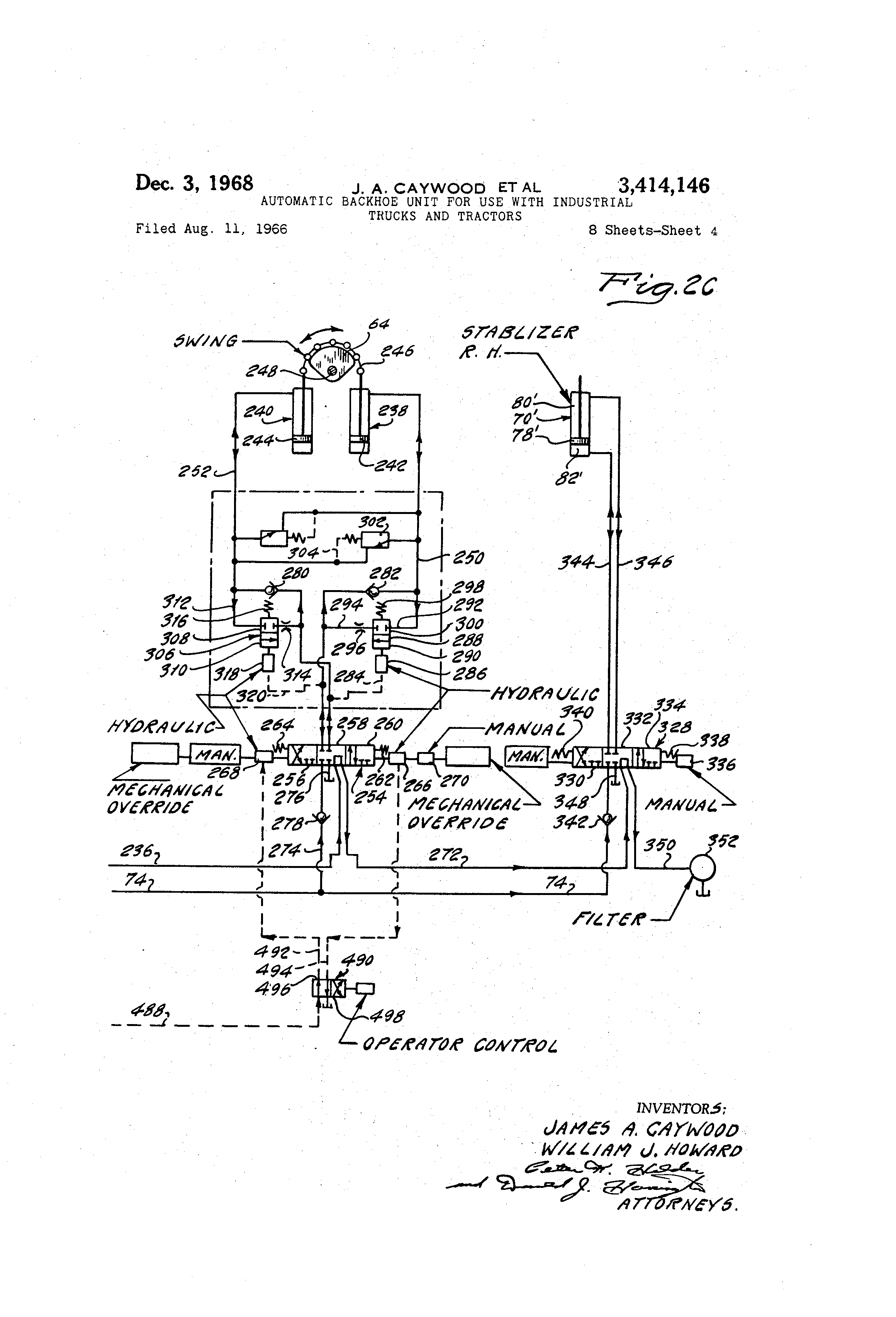 Ford 550 Backhoe Wiring Diagram