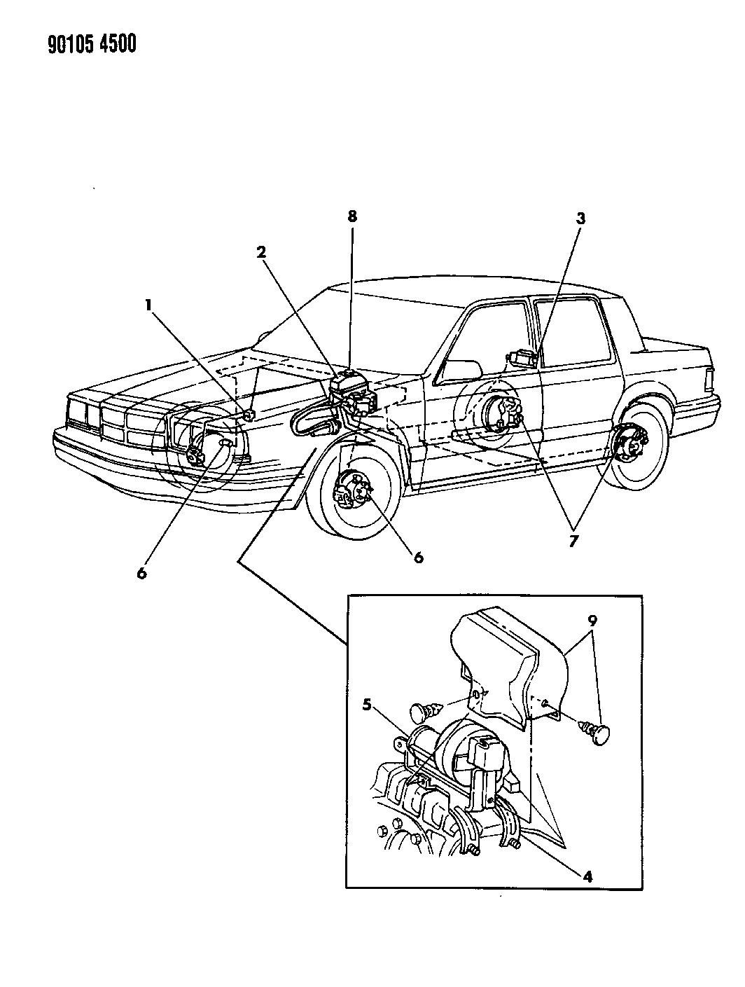 [YL_6029] Model A Brakes Diagram Wiring Diagram