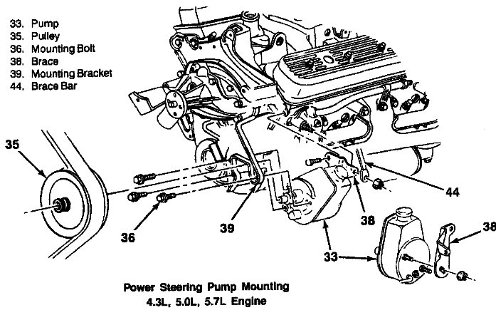 [CZ_6388] Chevy 350 Intake Diagram Wiring Diagram