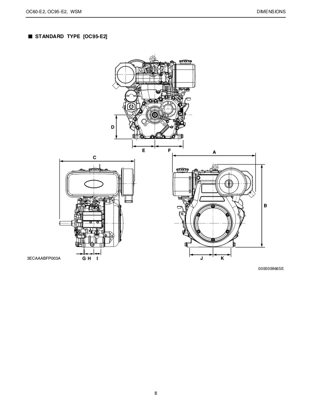 [CL_1019] Kubota Oc95 Wiring Diagram Download Diagram