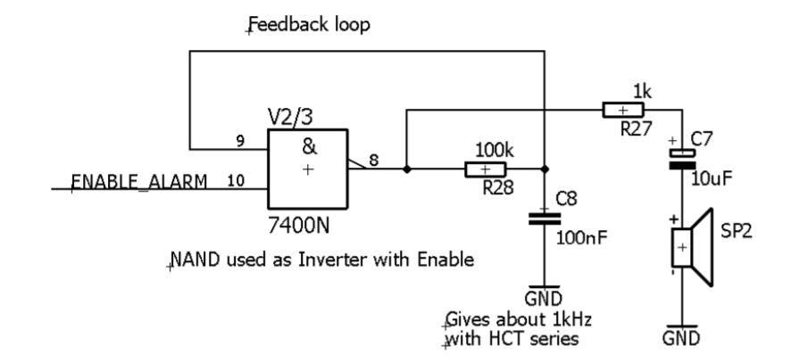 [SG_9493] Audio Oscillator Schematic Diagram Download Diagram