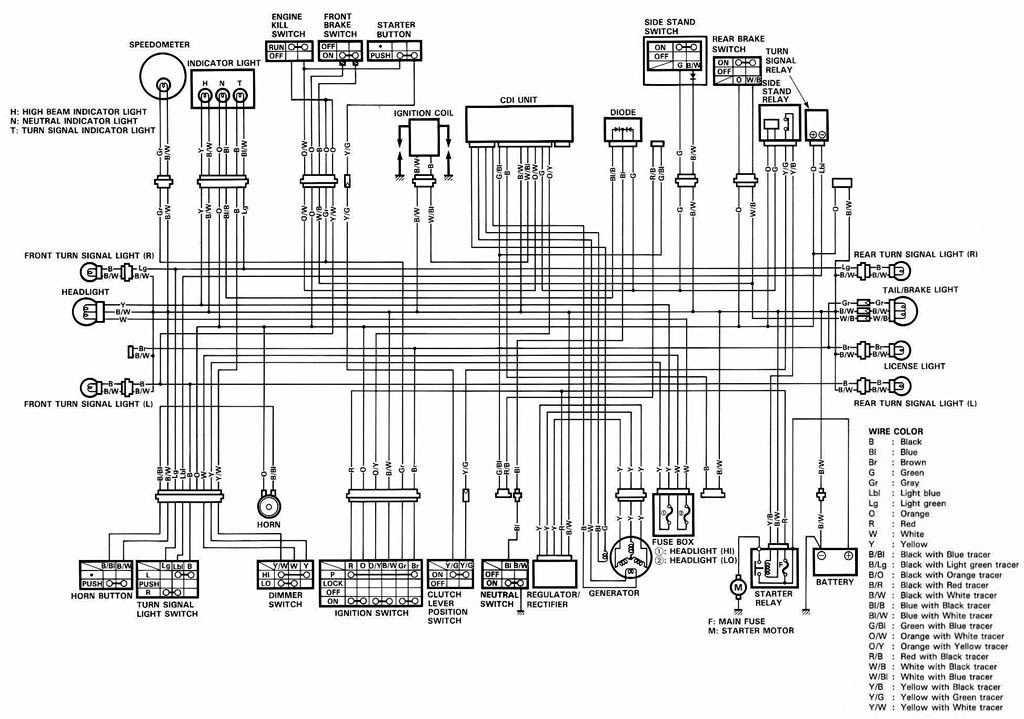 [YD_6963] Suzuki Ltr 450 Wiring Diagram Wiring Diagram
