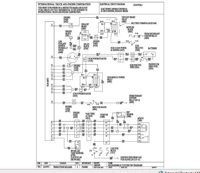 2005 international 4400 wiring diagrams diy home network