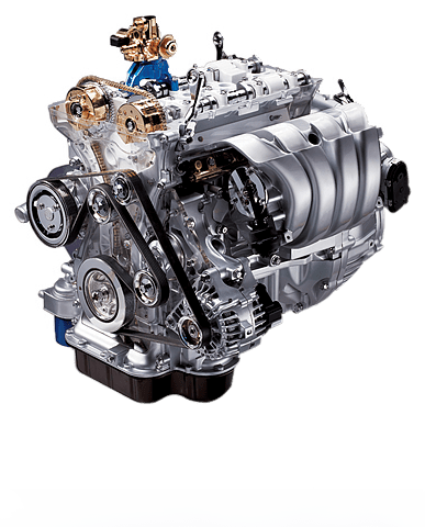 How to replace the serpentine belt on a 2.4L Hyundai