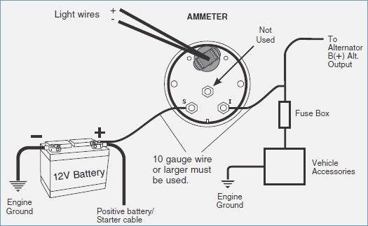 Auto Gauge Wiring Diagram Tachometer Database