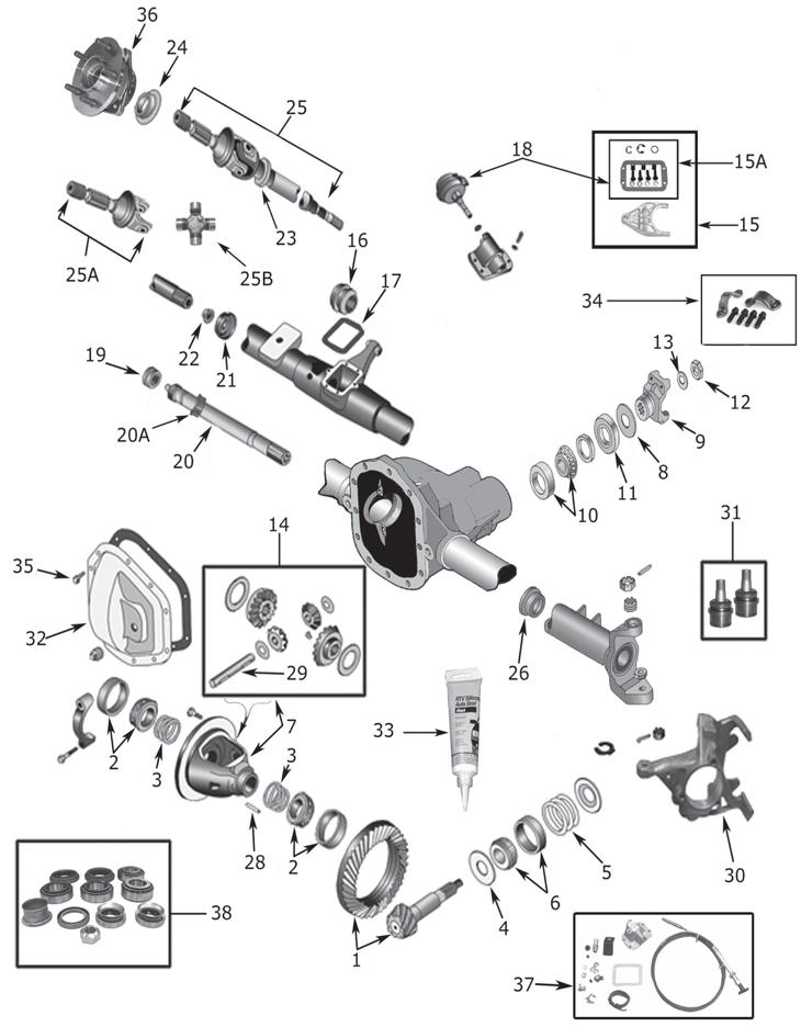 [NN_7539] Quadra Trac Jeep Wrangler Vacuum Diagram