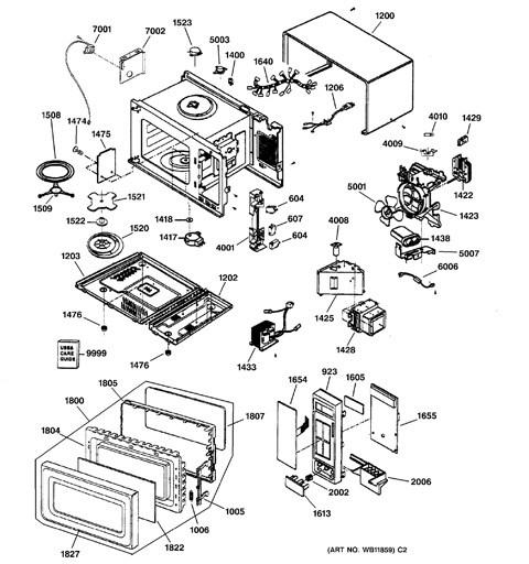 [RA_1836] Induction Stove Circuit Diagram Free Diagram