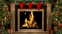 Amazing Christmas Fireplaces App Ranking and Store Data ...
