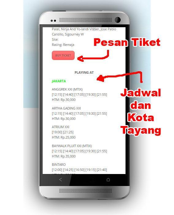 Jadwal Xxi Lampung Hari Ini : jadwal, lampung, Jadwal, Balikpapan, Gates, Heaven