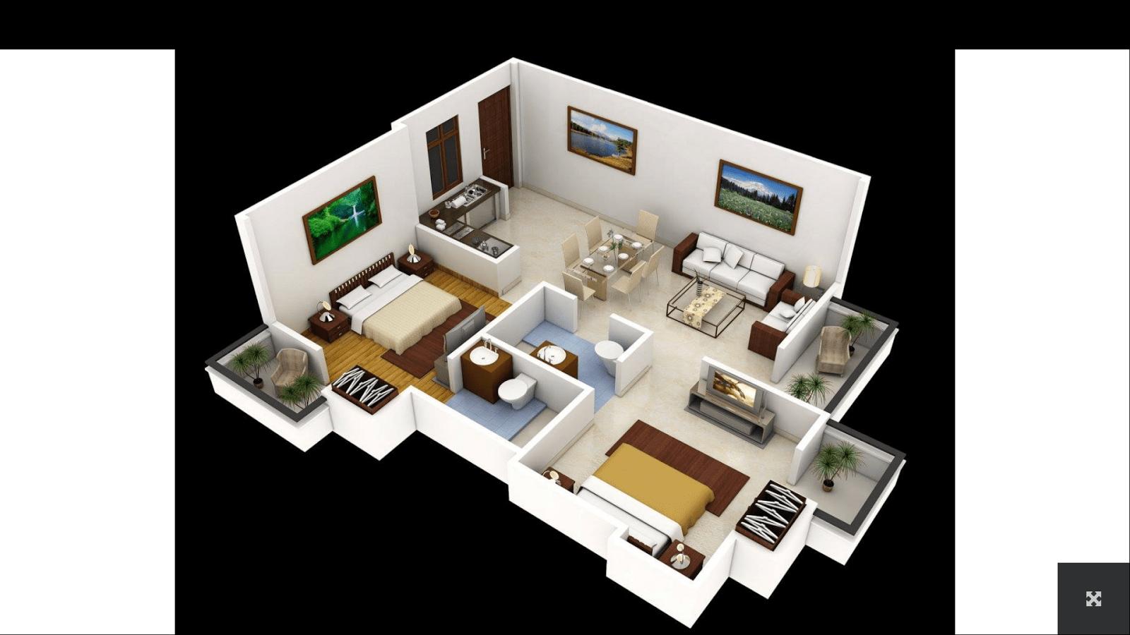 3D House Plans Classements D'appli Et Données De Store App Annie