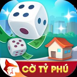 Cờ Tỷ Phú - Co Ty Phu ZingPlay - Board Game應用排名和商店數據   App Annie