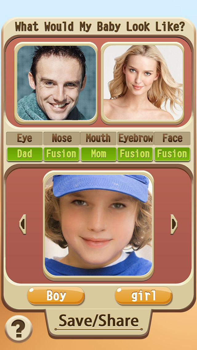 App To See What Your Child Would Look Like : child, would, Looks, Viewer