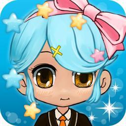 dress up chibi character