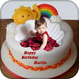 Name And Photo On Birthday Cake App Ranking And Store Data App