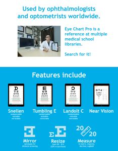 App description also eye chart pro test vision and visual acuity better with snellen rh appannie