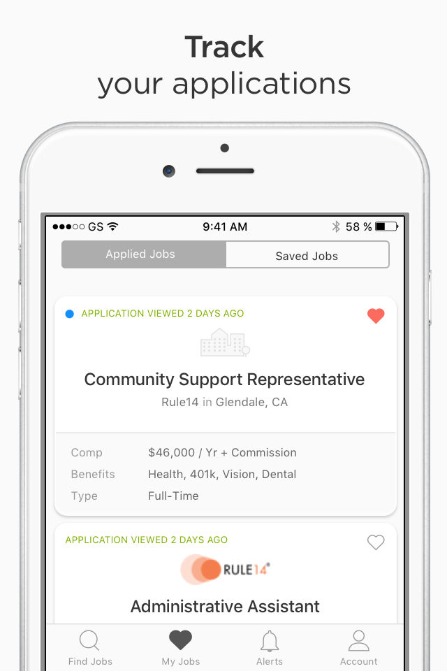 ZipRecruiter Job Search App Ranking and Store Data | App Annie
