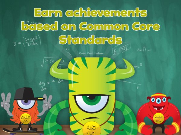 Math Champ Challenge Common Core Standards App Ranking