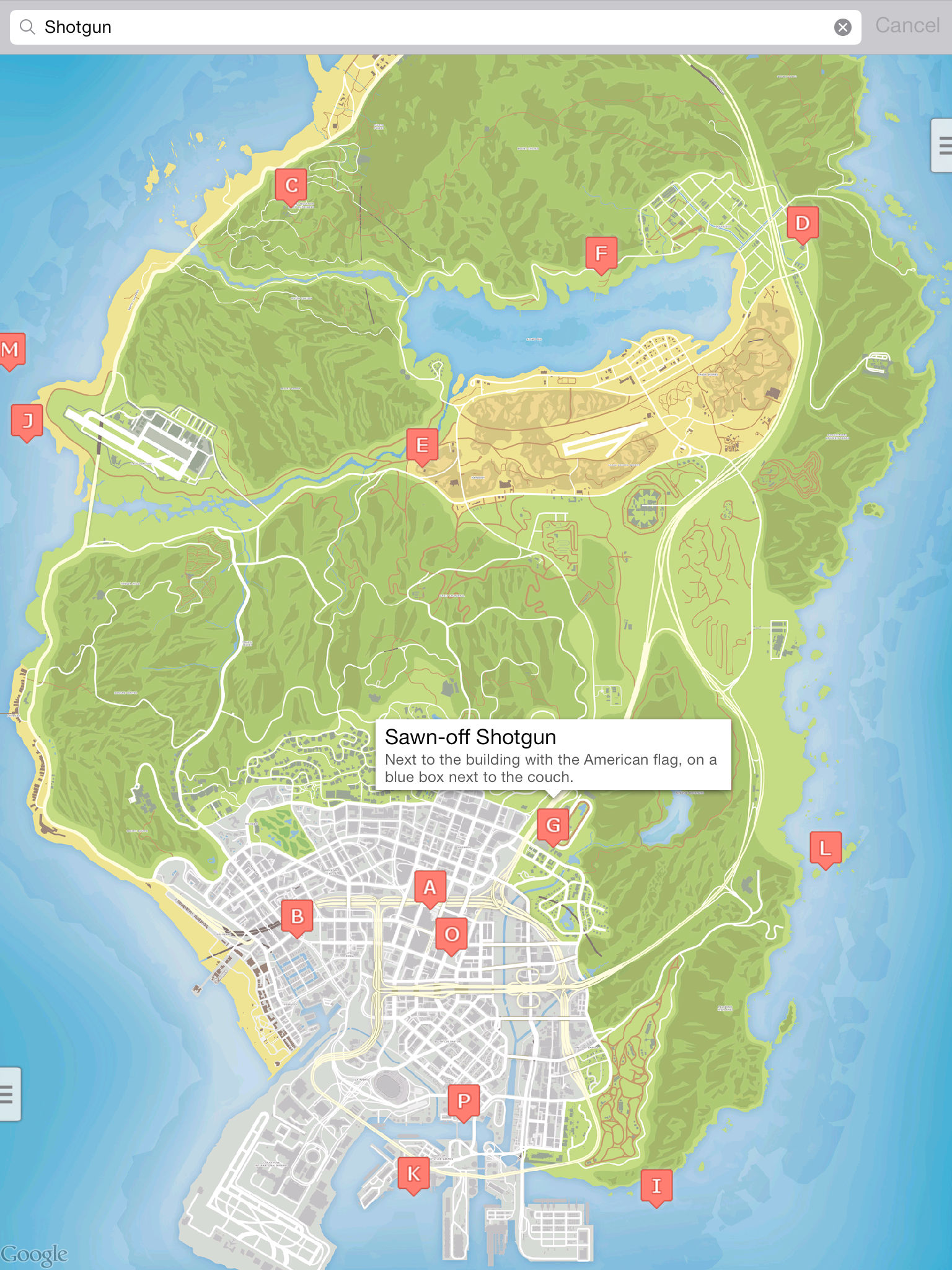 Gta 5 Cars Location Map : location, Armored, Locations, Supercars, Gallery