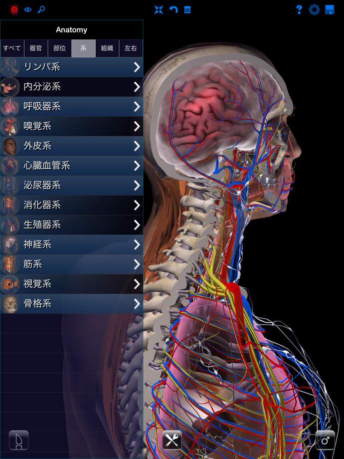 ザイゴット3D人體解剖 アプリランキングとストアデータ   App Annie
