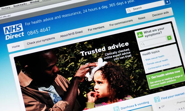 NHS Directs withdrawal leaves 111 helpline on life support  Society  The Guardian
