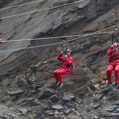 4 Man Zip Wire Wales Schematic Diagram Visio Template High Act The Industry Putting Back Into