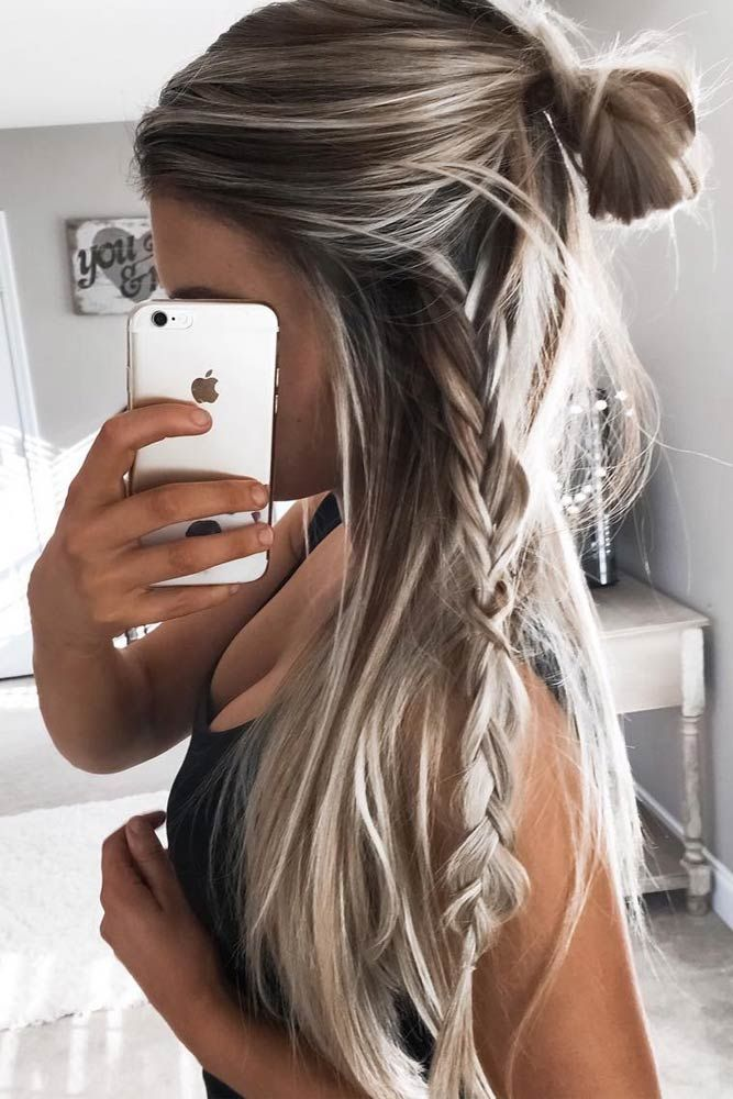 Ideas For Hairstyles Long Hair