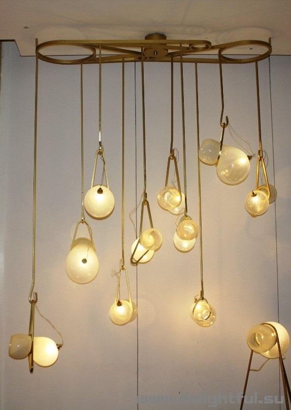 replica catch light by lindsey adelman 12