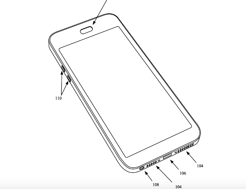 Apple has an idea that could keep your iPhone waterproof