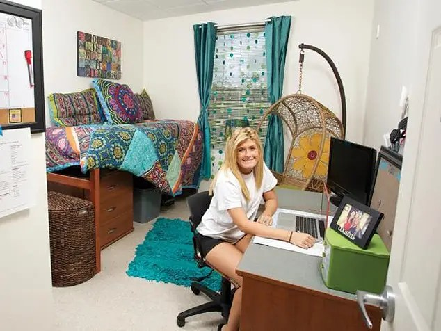 The 30 colleges with the best dorms
