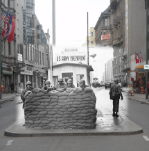 Pictures of Berlin World War II Then and Now