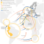 These Maps Show How Cocaine Cannabis And Heroin Travel
