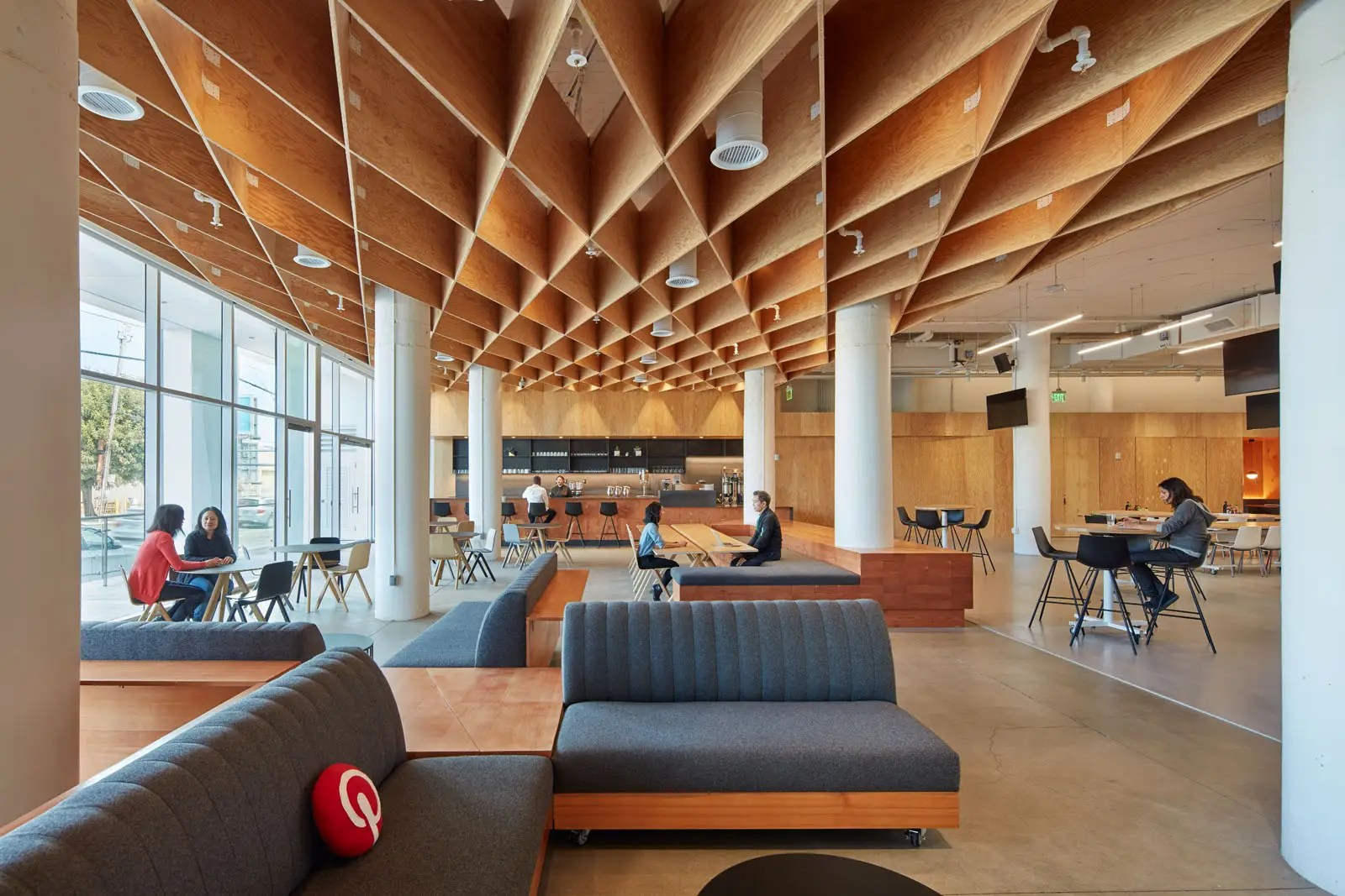Check Out Pinterests Gorgeous Sophisticated New Office
