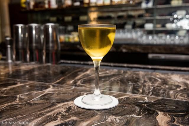 Cocktail drink, bar, martini