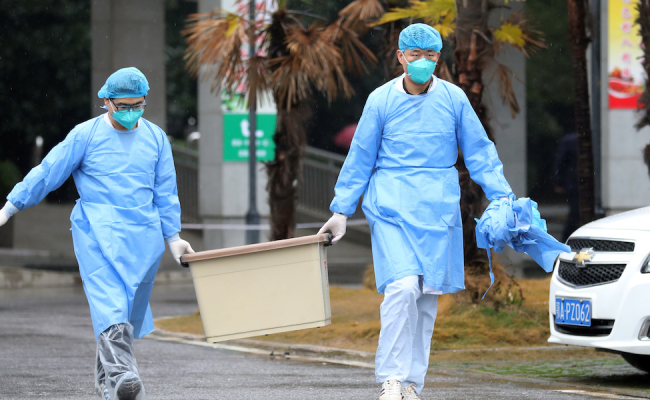 China Confirmed That The Deadly Wuhan Virus Sweeping The
