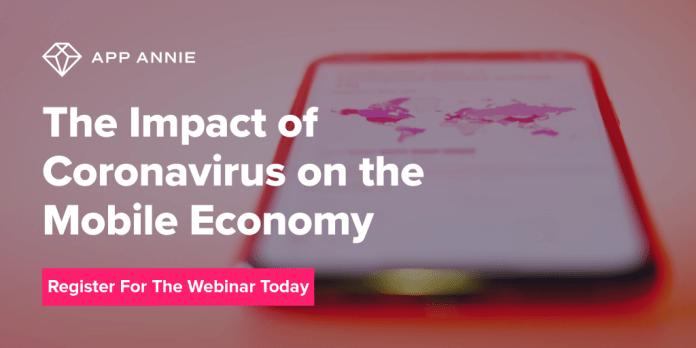 Webinar on how coronavirus is impacting the mobile economy