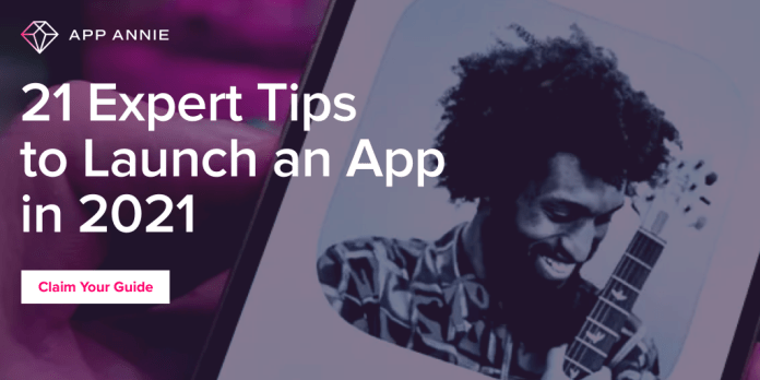 21 tips to launch an app