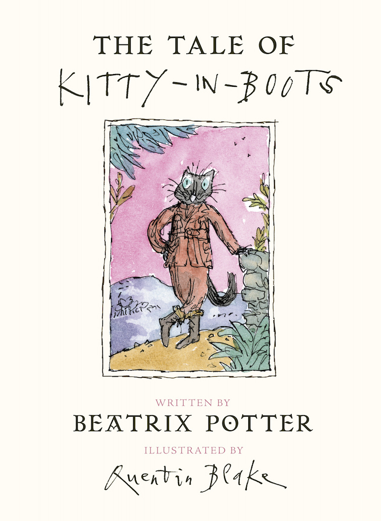 The Tale of Kitty In Boots by Beatrix Potter