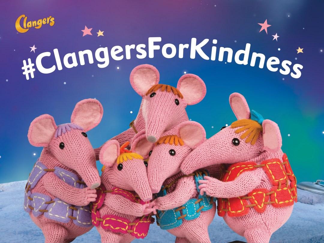 #ClangersForKindness