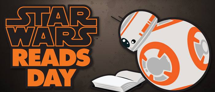Star Wars Reads Day 2016 logo