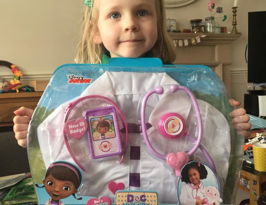 Doc McStuffins Toy Hospital Role Play Set
