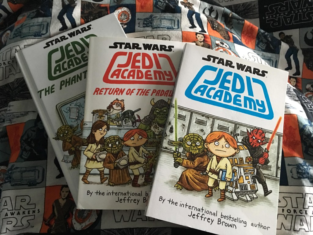 Star Wars Jedi Academy series