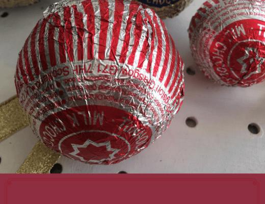 Festive Tunnocks Teacakes baubles