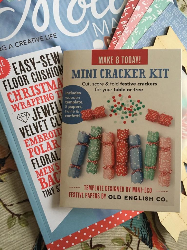 Mollie Makes Mini Cracker Kit